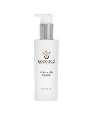 Roccoco Hisbiscus Milk Cleanser 150ml