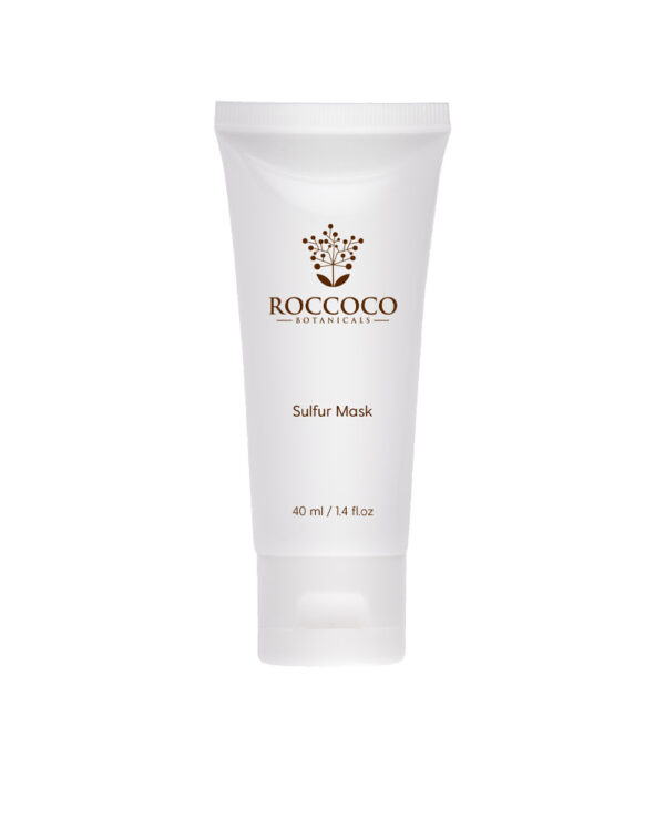 Roccoco Sulfur Mask 40ml