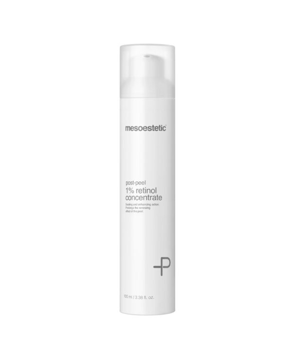 Mesoestetic post-peel 1% retinol concentrate 100ml