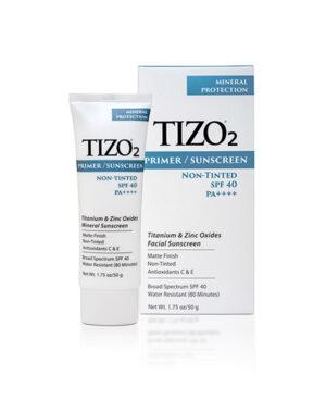 TIZO2 Primer / Sunscreen Non-tinted SPF 40 50g
