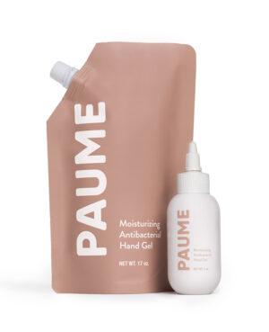 Paume Hand Sanitiser Gel travel kit